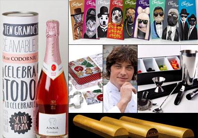 Bazar de Navidad: originales ideas para paladares 'gourmet'