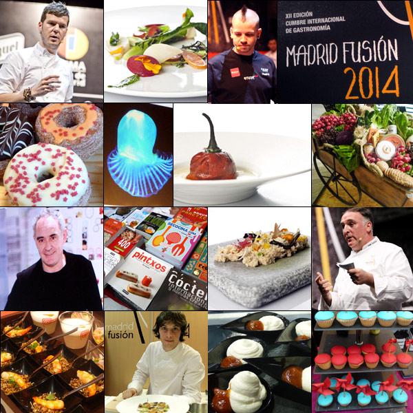 Álbum de fotos: Los mejores momentos del congreso culinario 'Madrid Fusión', en imágenes