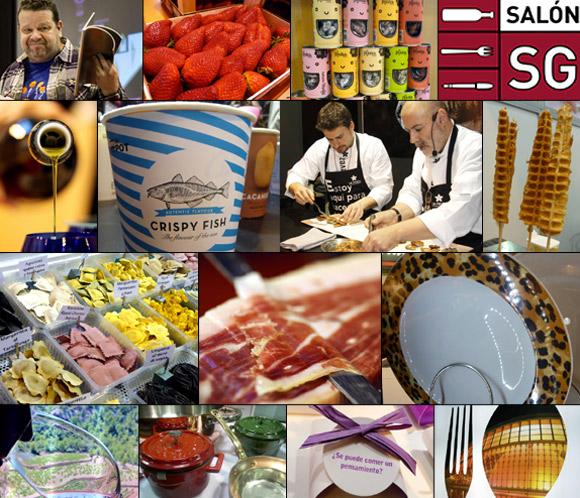 ¿Quieres saber lo que ha dado de sí el 'Salón de Gourmets 2014'? ¡Te lo contamos, foto a foto!