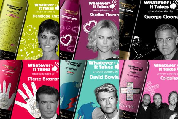Penélope Cruz, George Clooney, Charlize Theron… ¿cuáles son sus vinos preferidos?