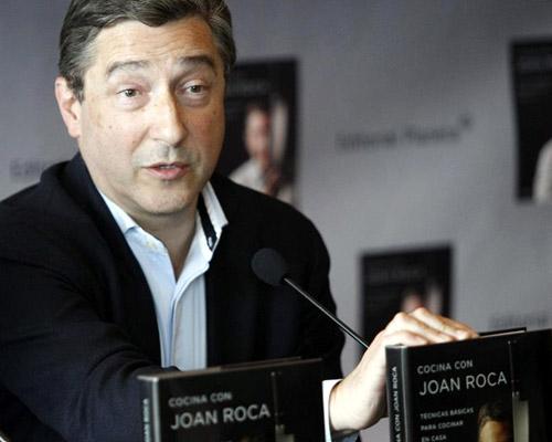 El prestigioso chef joan roca nos ense a las 39 t cnicas for Libro cocina al vacio joan roca pdf