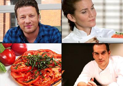 Grandes chefs en la red: ¿qué hay de nuevo?