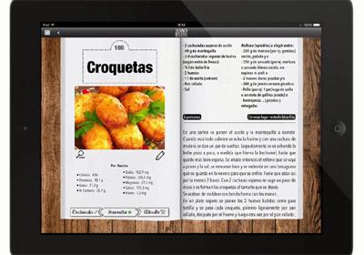 El mítico libro  '1080 recetas de cocina' estrena versión para 'tablets' y móviles