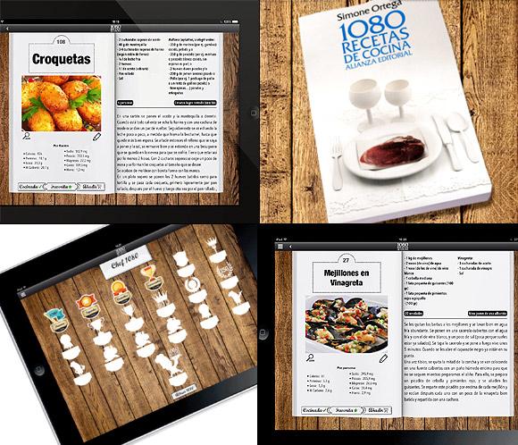 El m tico libro 39 1080 recetas de cocina 39 estrena versi n para 39 tablets 39 y m viles - Grado medio cocina y gastronomia ...