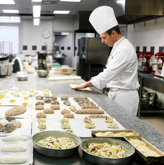 '¿El secreto para hacer un buen pan? Dos fundamentales: buenos ingredientes y paciencia'