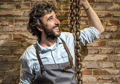 El chef Diego Guerrero inaugura 'DSTAgE', su nuevo restaurante