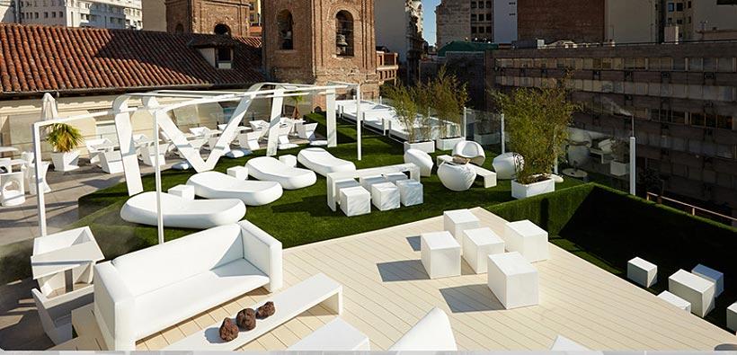 Gastro planes para el fin de semana cinco terrazas de - Terrazas aticos madrid ...