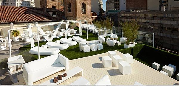 'Gastro-planes' para el fin de semana: cinco terrazas 'de altura'