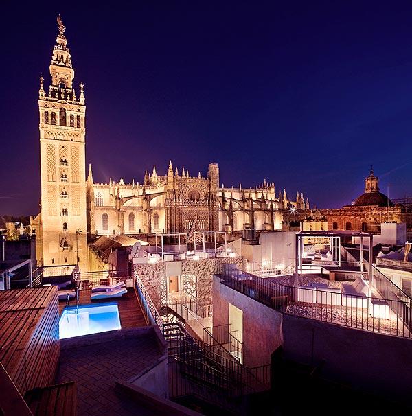 Gastro planes para el fin de semana cinco terrazas de - Terraza hotel eme ...