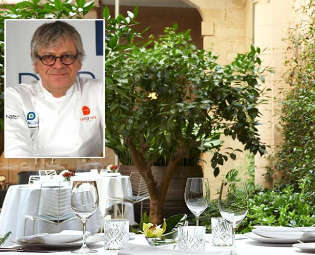 Muere el chef Jean Luc Figueras
