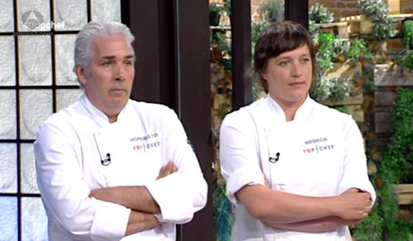'Top Chef': guerra de restaurantes y una nueva expulsión en un programa 'a todo color'