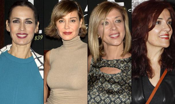 Juncal Rivero, Eva Isanta, Lola Marceli, Elvira Lindo... ¡sabrosa fiesta de cumpleaños en Madrid!