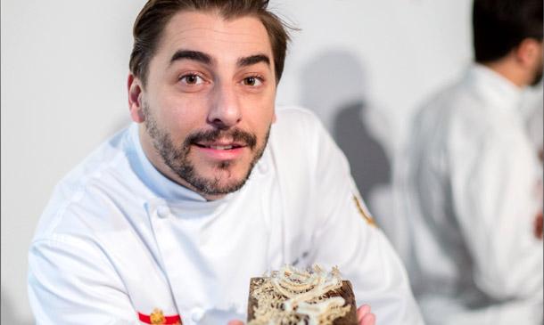 Entrevista a Jordi Roca: 'No me tomo muy en serio eso de ser el mejor repostero del mundo'