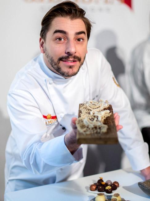 Entrevista a jordi roca 39 no me tomo muy en serio eso de - Cocina con joan roca ...