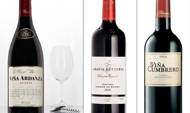 Ocho vinos españoles, entre los cien mejores del mundo. ¿Quieres saber sus nombres?