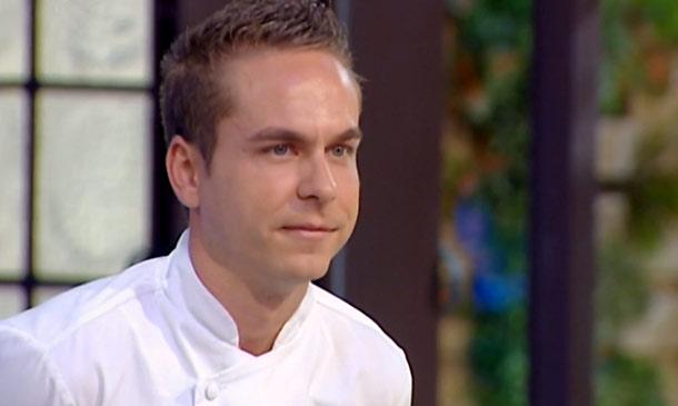 'Top Chef': Víctor recoge sus cuchillos y tacha de 'injusta' su expulsión