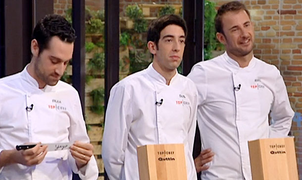 David y Marc, ¡finalistas de 'Top Chef'!