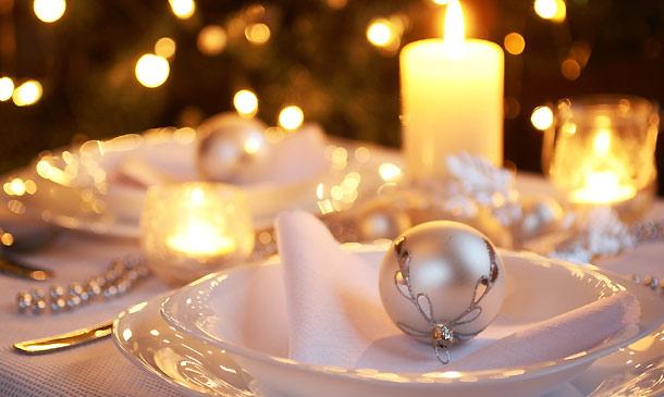 ¿Invitados en Navidad? ¡Acierta a la hora de vestir tu mesa!