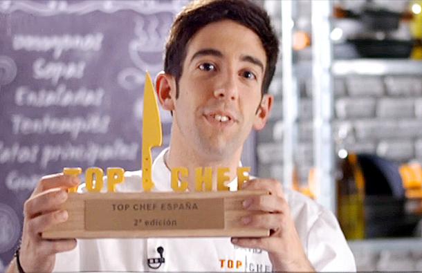 David García se alza con el título de 'Top Chef' en una final cargada de emociones