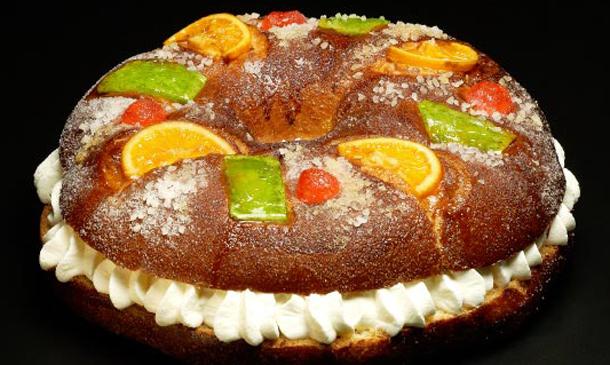 Pistas con sabor: ¿te apetece un roscón de Reyes 'gourmet'?