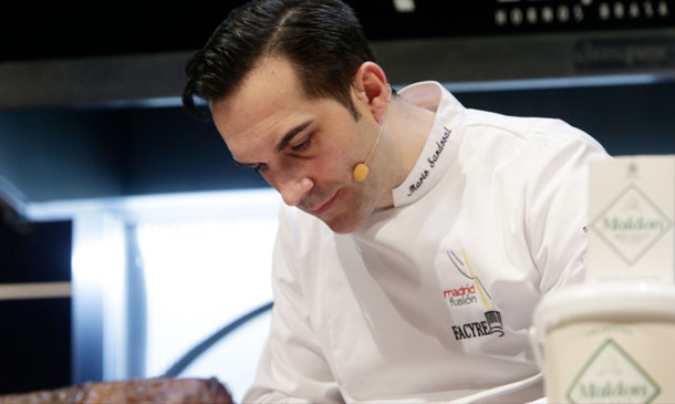 La vanguardia culinaria 'toma' Madrid