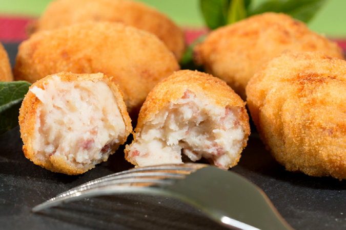 Sabes d nde se puede degustar la mejor croqueta de jam n - Las mejores baterias de cocina del mundo ...