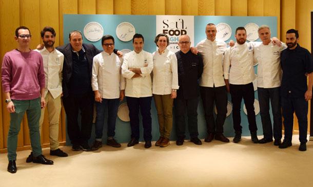 ¿Te apuntas a una cena solidaria servida por alguno de los mejores chefs de Madrid?