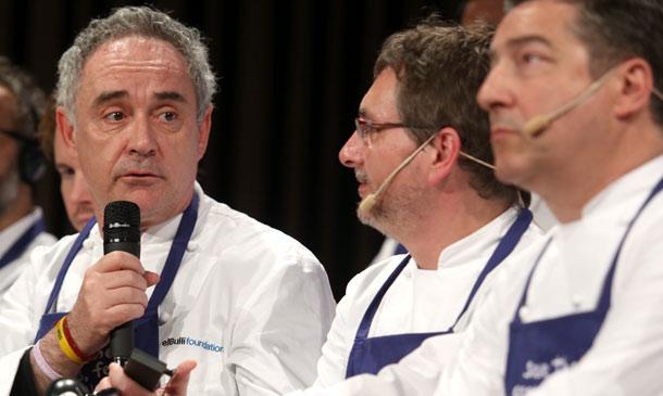 Ferran Adrià, Joan Roca, Pedro Subijana, Andoni Luis Aduriz… comprometidos con el medio ambiente