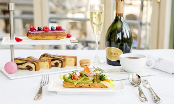 Planes con sabor: meriendas 'a la última', el 'brunch' más sofisticado... ¡nuestra agenda 'gastro' se viste de glamour esta semana!