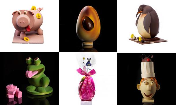 Huevos de Pascua: clásicos, divertidos, de diseño... ¿con cuál te quedas?