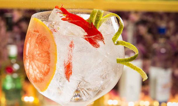 Tendencias 'foddie': ¿qué es lo último a la hora de disfrutar de un 'Gin tonic'?