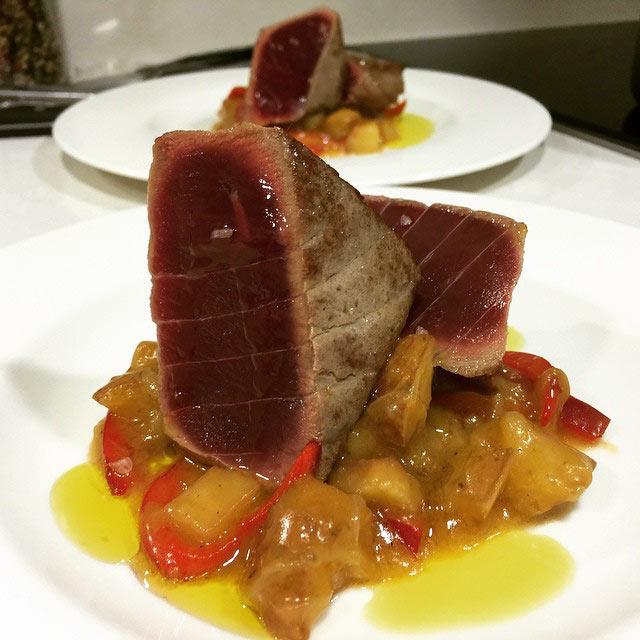Planes con sabor chefs a domicilio una sabrosa for Cocina profesional en casa