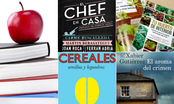 Ideas para celebrar el 'Día del libro' con mucho sabor