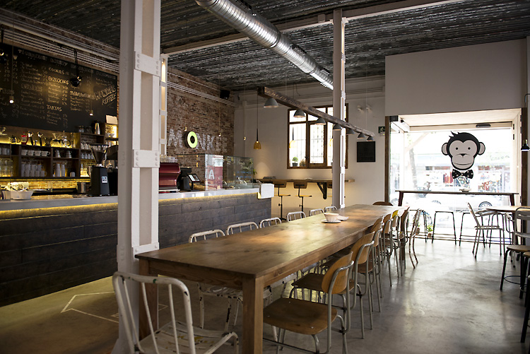 Tendencias 39 foodie 39 sabes qu son las cafeter as de - Decoracion cafeterias modernas ...