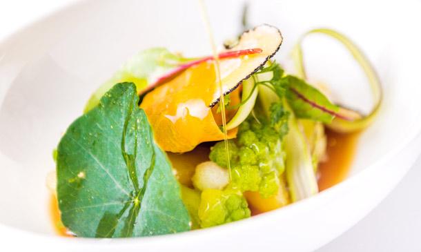 Planes con sabor: cocina ecológica, menús de alta cocina, restaurantes 'a la última'… ¡cómete el fin de semana!
