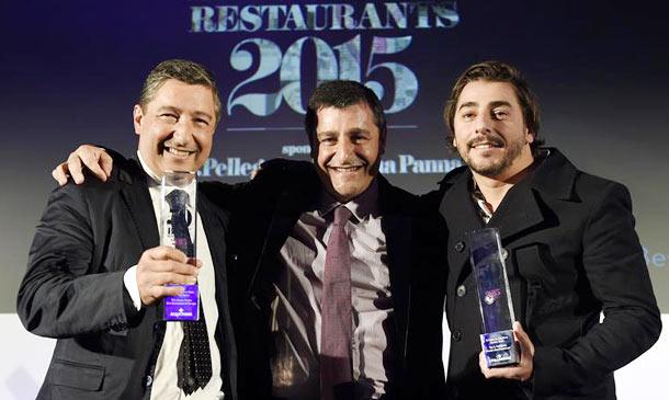 ¡'El Celler de Can Roca' vuelve a proclamarse 'Mejor restaurante del mundo'!
