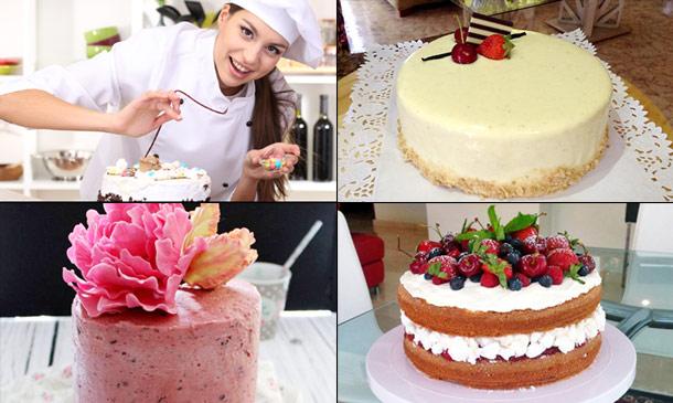 ¡Ya tenemos las tartas finalistas de nuestro 'Cooking Festival'!