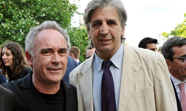 Fallece Juli Soler, el artífice de 'El Bulli' junto a Ferran Adrià