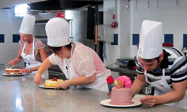 Y la tarta ganadora de nuestro 'Cooking Festival' ha sido…