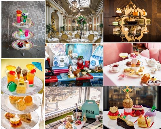 Los mejores 'afternoon tea' de Londres, según los propios londinenses