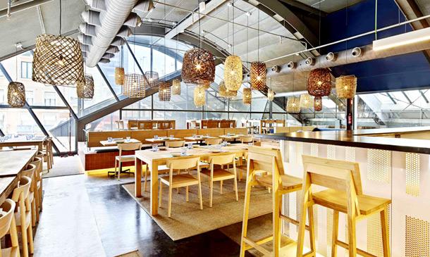 Planes con sabor: restaurantes 'non stop' donde comer muy bien a (casi) cualquier hora