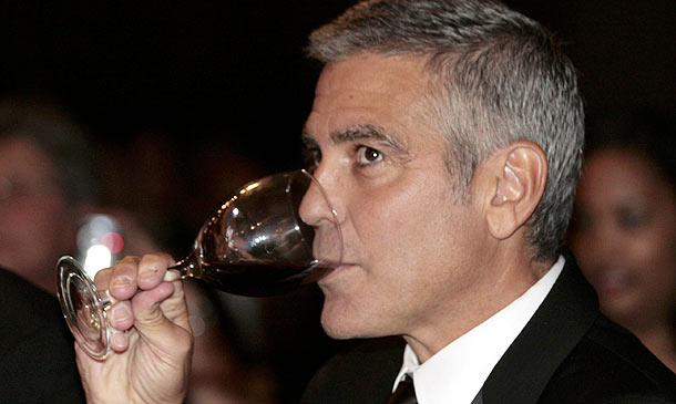 El vino español que prefiere George Clooney