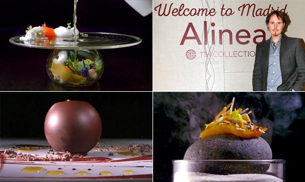 La cocina 'tres estrellas' del chef Grant Achatz cruza el charco para instalarse en Madrid durante cuatro semanas