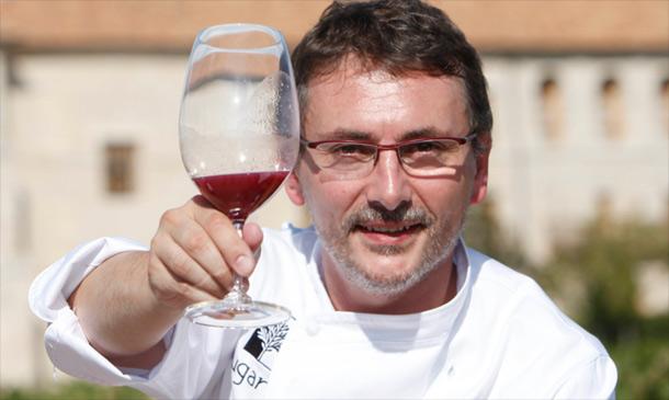 Andoni Luis Aduriz, chef de 'Mugaritz': 'La buena salud de la cocina española tiene cuerda para rato'