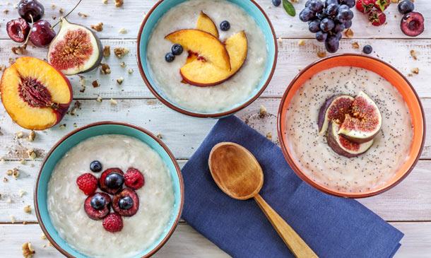 Tendencias gastro: 'Porridge', el desayuno de moda