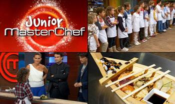 La tercera edici n de 39 masterchef junior 39 arranca con - Curso de cocina masterchef ...