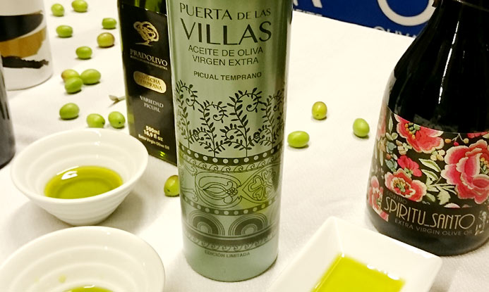 Aceites de oliva 'tempranos', codiciado objeto ('foodie') de deseo