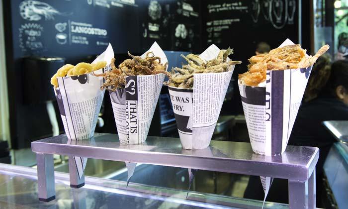 Planes con sabor: mil y una maneras de 'comerse' Madrid