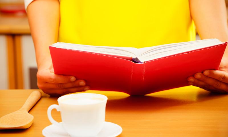 Planes 'gastro': este finde, ¡piérdete entre las páginas de un buen libro de cocina!