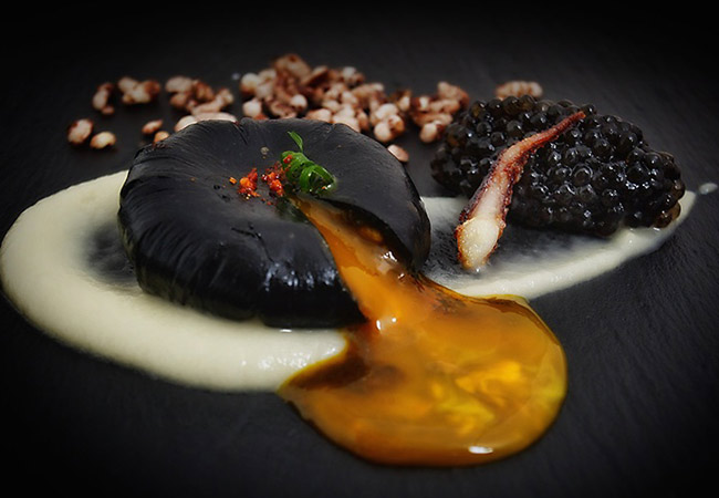 Planes con sabor mallorca destino 39 gourmet 39 for Estrella michelin cocina